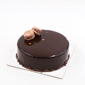 Whisky Chocolate Cake
