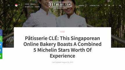 SethLui.com Feature – Aug 2019